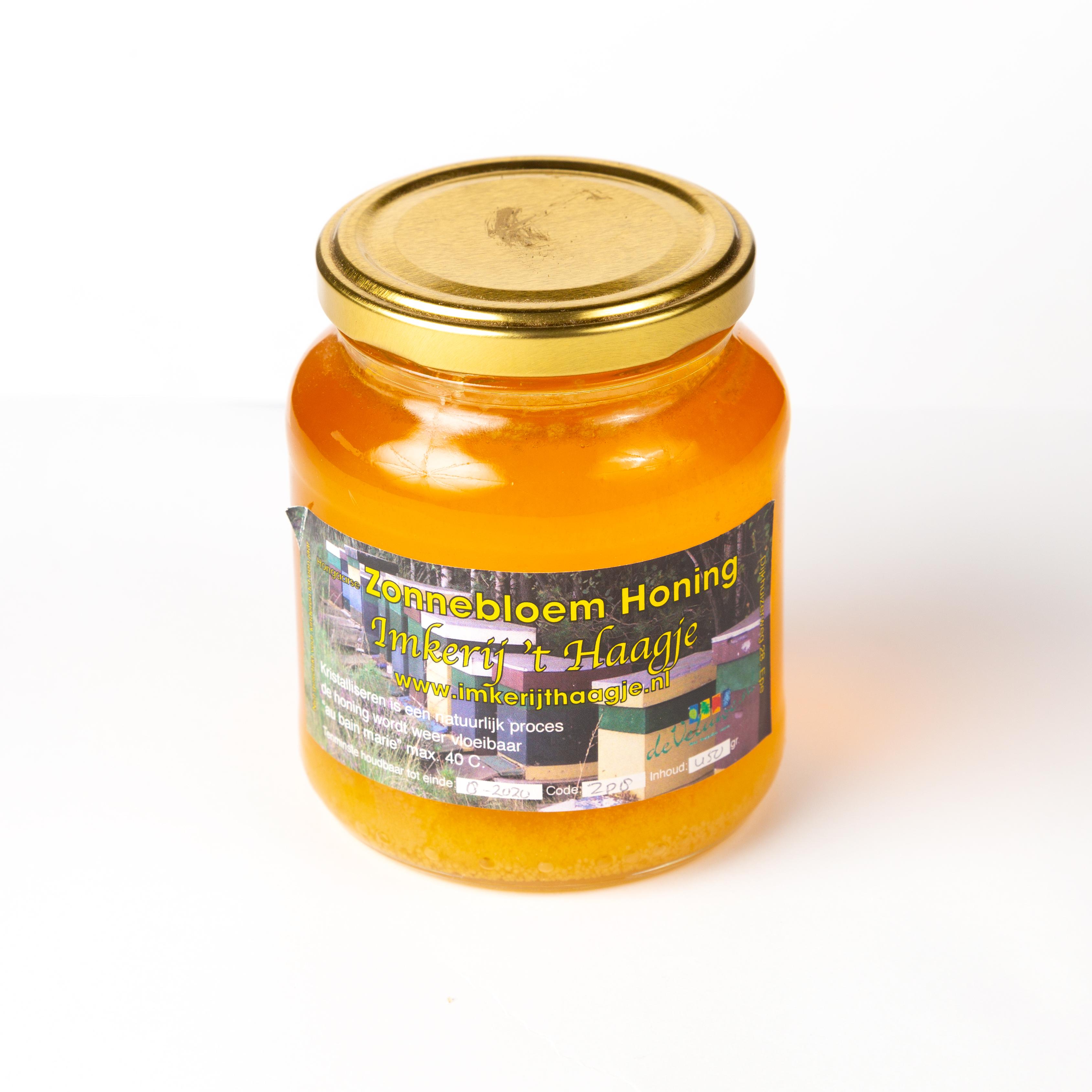 Zonnebloem Honing