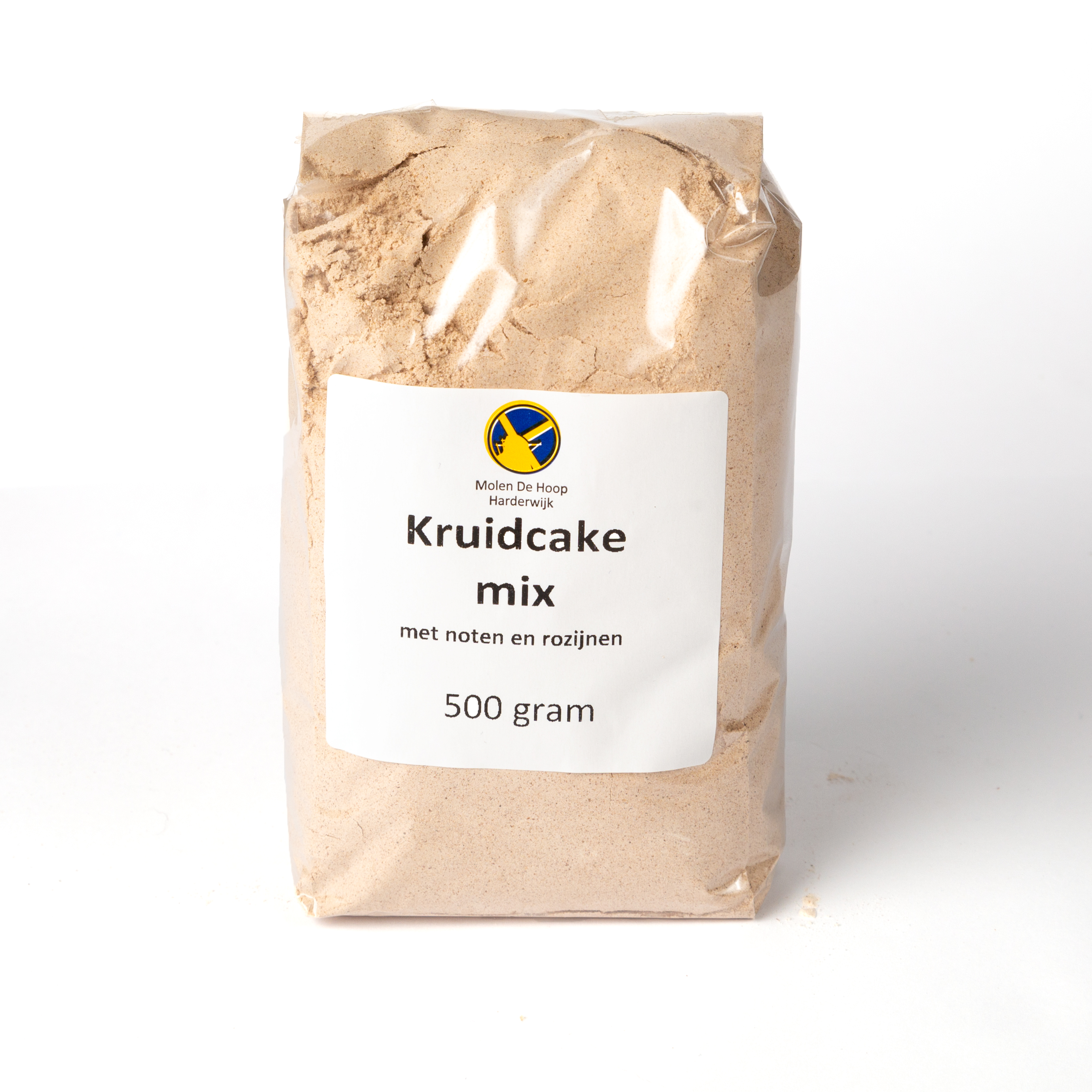 Kruidcake mix noten en rozijnen