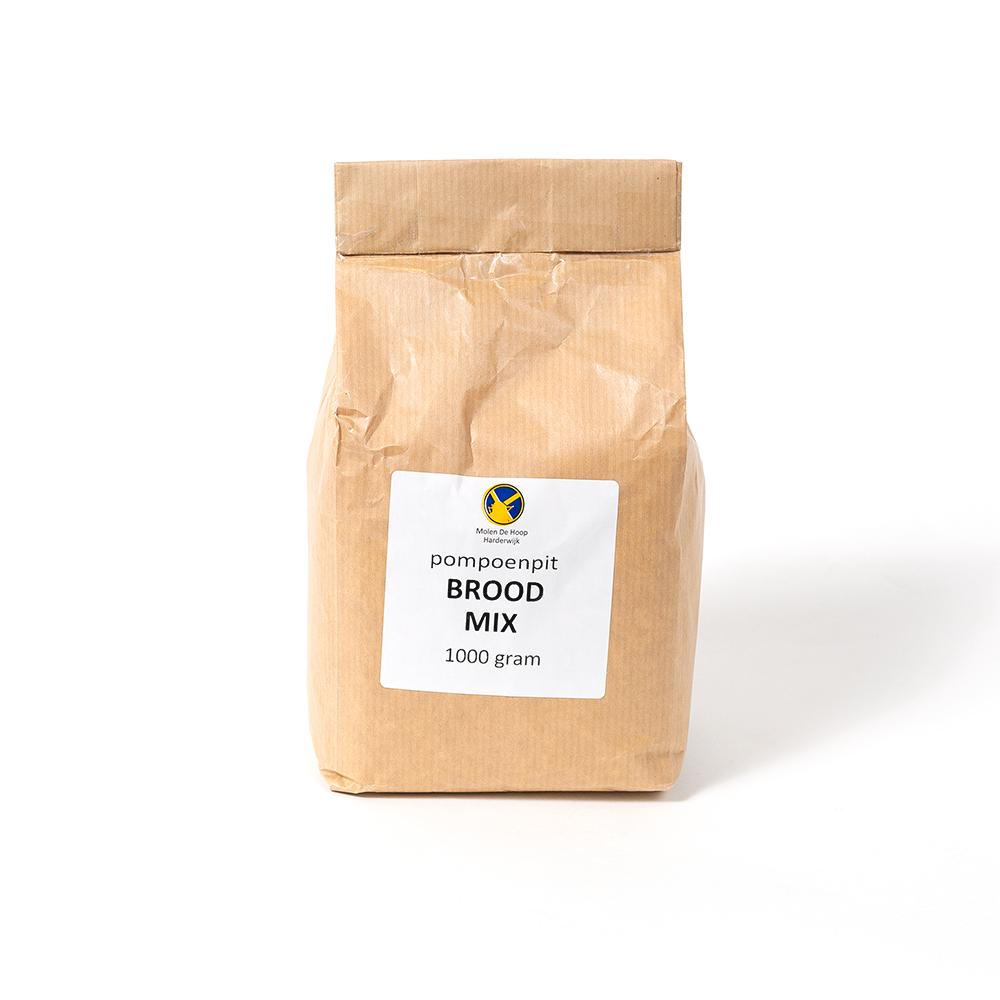 Pompoenpit broodmix 1000 gram
