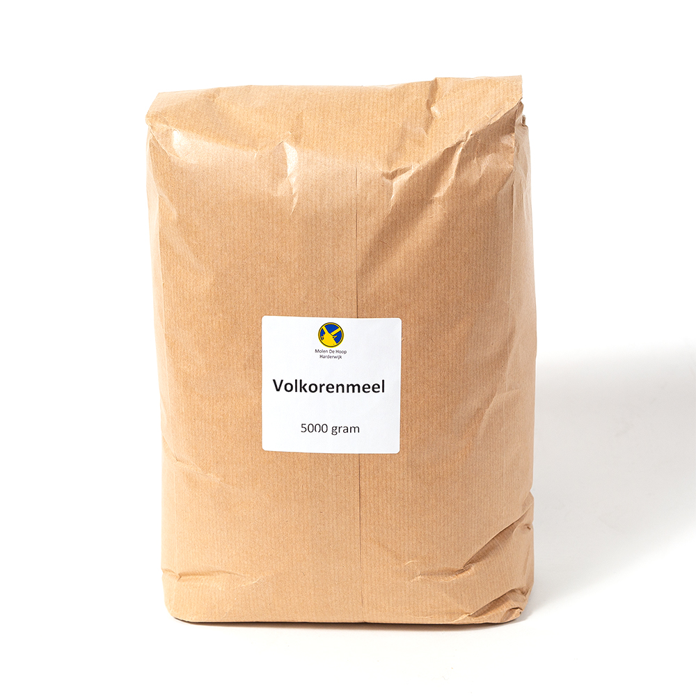 Volkorenmeel 5000 gram
