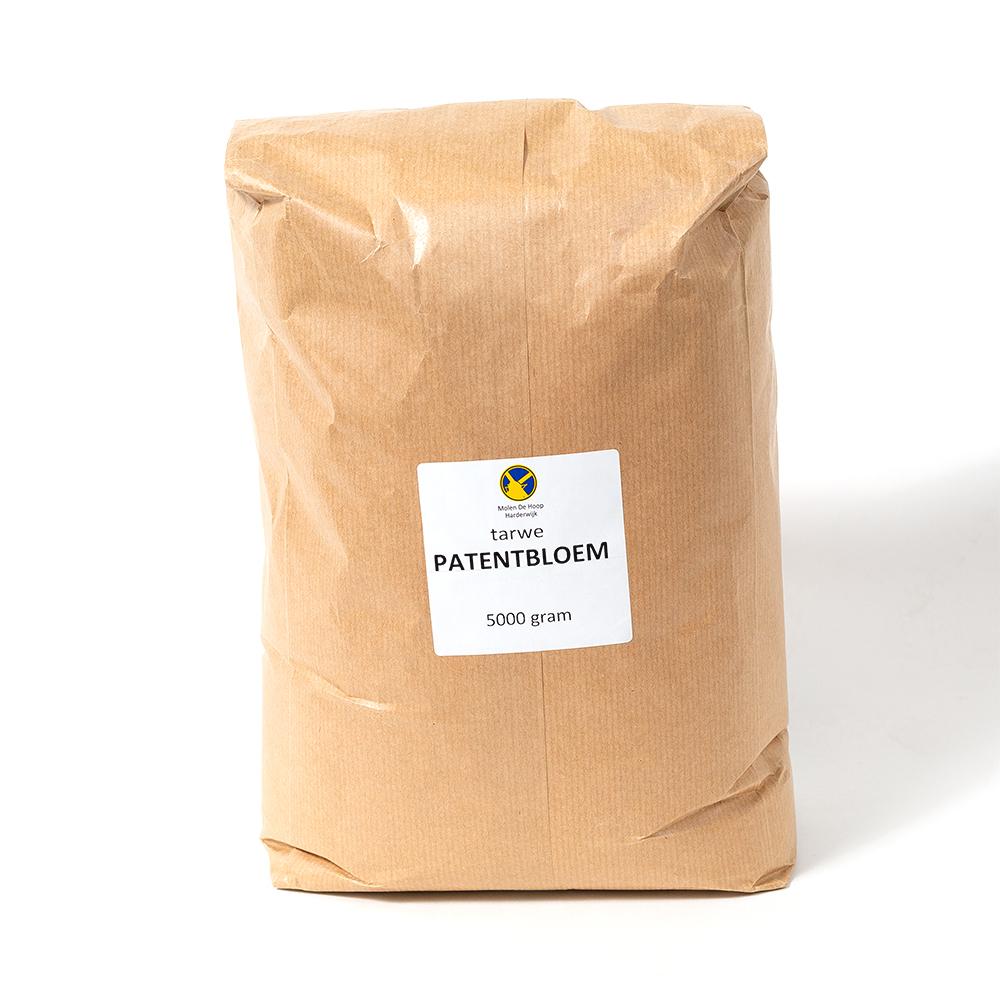 Tarwe patentbloem 5000 gram