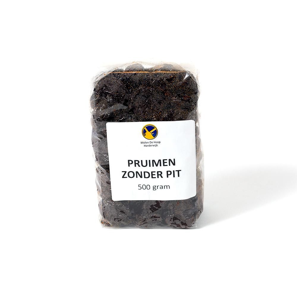 Pruimen zonder pit 500 gram