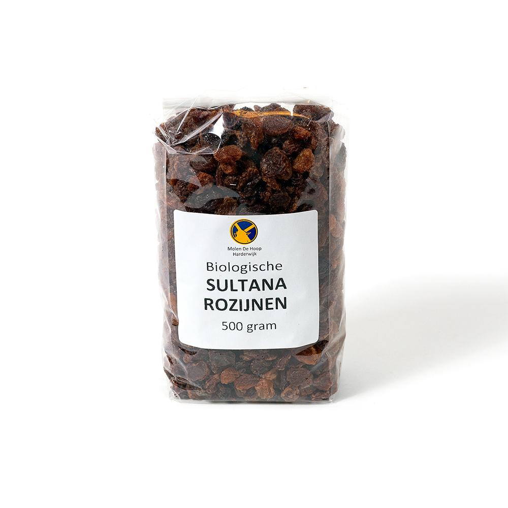 Sultana rozijnen 500 gram