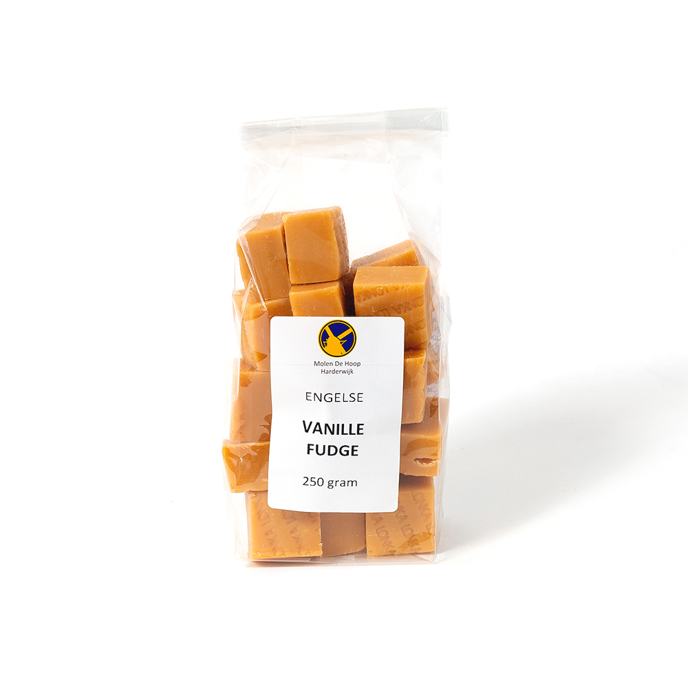 Vanille fudge 250 gram